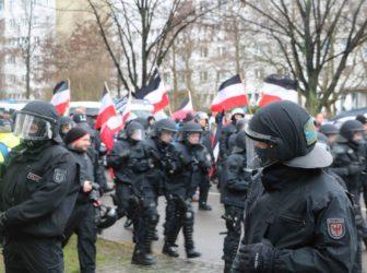 Kurzbericht Naziaufmarsch in Leipzig