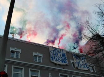 Kurzbericht Anti-G20 Demo Hamburg