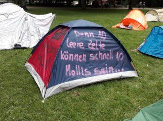 Kurzbericht Hamburg 4. Juli