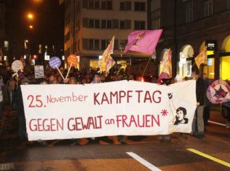 revolutionär-feministischer Abendspaziergang (ZH)