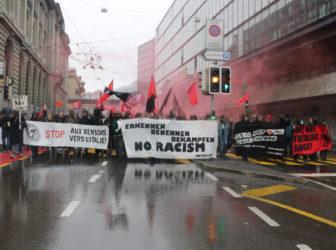 Demo: Die Schweiz hat ein Rassismusproblem
